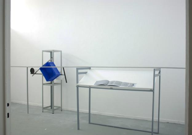 Expositie / Exhibition Stefan Cammeraat in EXbunker tentoonstelling ruimte / art space Utrecht.